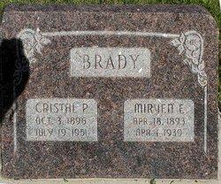 Mirven Elias Brady