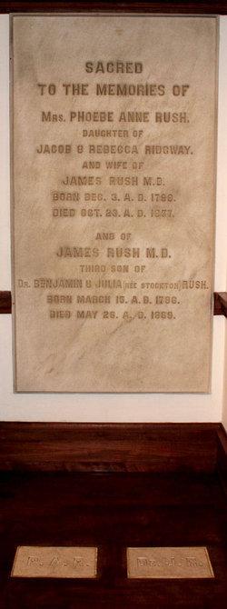 Dr James Rush