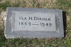 Eula <i>Hearring</i> Durham
