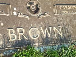 Carolyn L <i>Archdekin</i> Brown