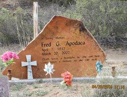Fred G Apodaca
