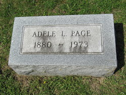 Adele Page