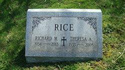 Theresa Augusta <i>Stock</i> Rice