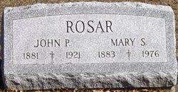 Mary S Rosar