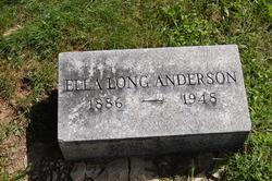 Ella <i>Long</i> Anderson