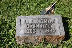 Lillie Florence <i>Smith</i> Barnhizer