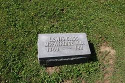Dr Lewis Cass McFatridge