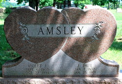 Violet J. Amsley