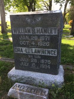 Ora L <i>Lawrence</i> Hamlet
