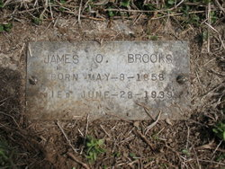 James O Brooks