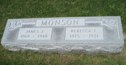 Rebecca Jane <i>Fields</i> Monson