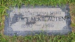 Lela Edice <i>McKie</i> Auten