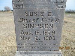 Susie E. Simpson