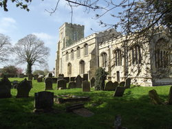 St Botolph Church-Saxilby with Ingleby