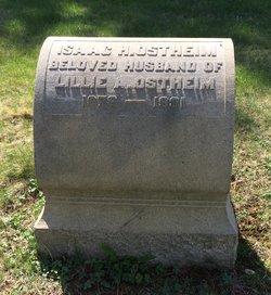 Lillian A <i>Cavanaugh</i> Ostheim