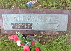 Linda Ellen <i>Travis</i> Alexander