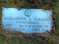 Alexander L. Albaugh