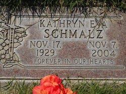 Kathryn Eva <i>Hartman</i> Schmalz