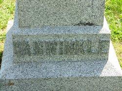 Elizabeth <i>Barrere</i> VanWinkle