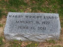 Harry Wright Evard