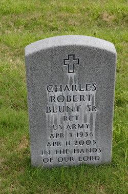 Charles Robert Blunt, Sr