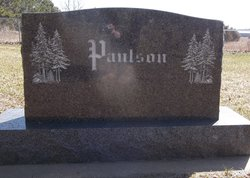 Blanche Elizabeth <i>Howe</i> Paulson