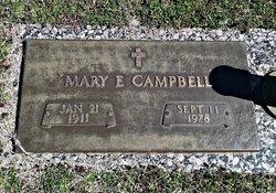Mary Elizabeth <i>Gilkey</i> Campbell