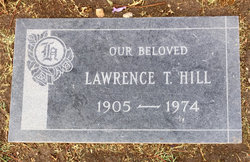 Lawrence Theodore Hill