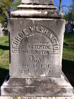 George Steptoe Washington, II