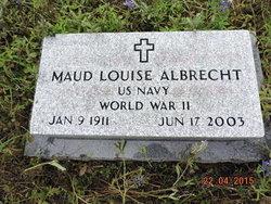 Maud Louise Albrecht