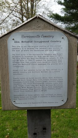 Harrisonville Methodist Camp Cemetery