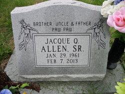 Jacque Quinn Allen, Sr