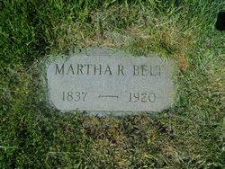 Martha R Belt