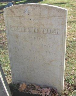 Benjamin Ambler