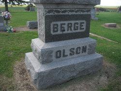 Fred O. Berge
