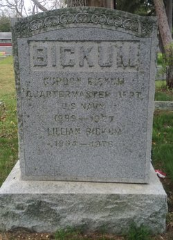 Lillian <i>Eckman</i> Bickum