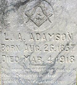 Leander Algerine Lee Adamson