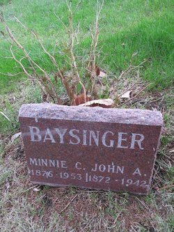 Minnie Catherine <i>Disney</i> Baysinger