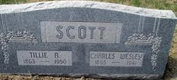 Matilda Agatha Tillie <i>Barnes</i> Scott