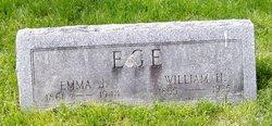 Emma J Ege