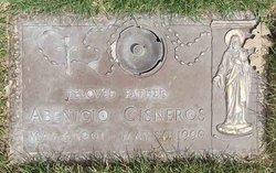 Abenicio Cisneros