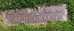 Reda E <i>Shaeffer</i> Achenbach