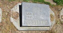 Anna T Costello