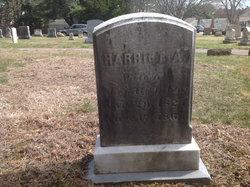 Harriet A <i>Cole</i> Libby