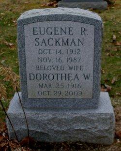 Dorothea <i>Winslow</i> Sackman
