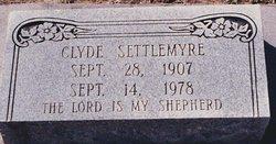 Clyde Settlemyre