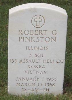 Robert G Pinkston