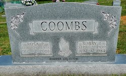 Bobby Lee Coombs