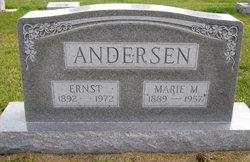 Marie Martha <i>Froelich</i> Andersen