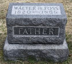 Walter Hale Foss, Jr